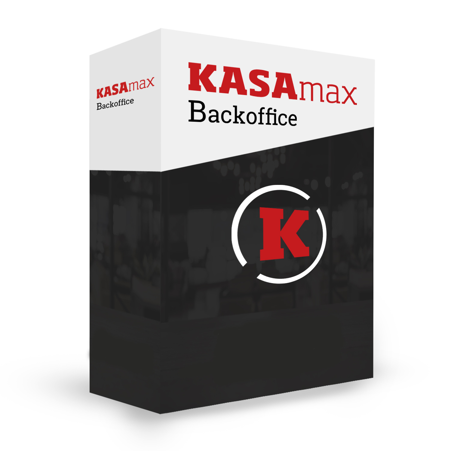 KASAmax Backoffice