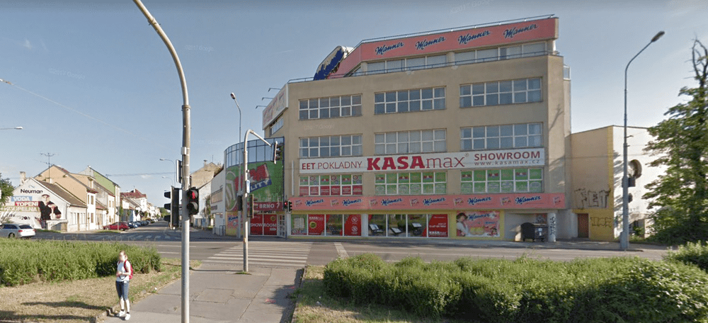KASAmax EU s.r.o. showroom